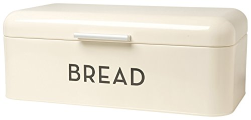 Now Designs Large Bread Bin, Ivory