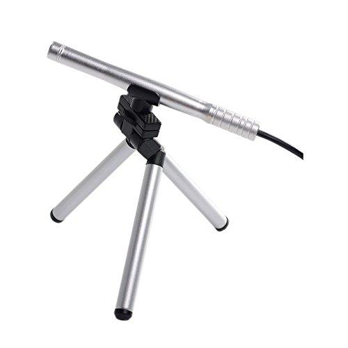 SATKIT Microscopio USB 2 Megapixel HD 200X con Soporte