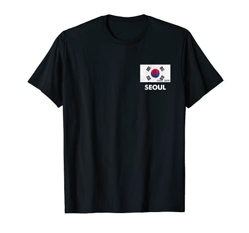 Seoul Korea Südflagge Trikot | Seoul T-Shirt