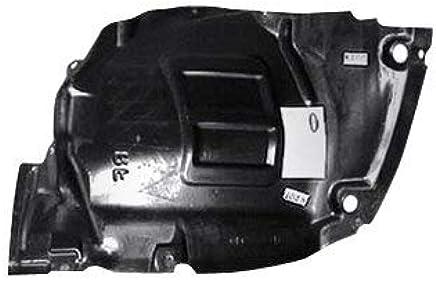 Splash Shield Front Left Side Fender Liner Plastic Front Section for PATHFINDER 99-04 From 12-98