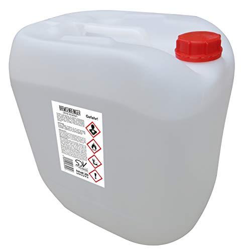 SDV Chemie Bremsenreiniger 20L Schnellentfetter Teilereiniger Montagereiniger 20 Liter