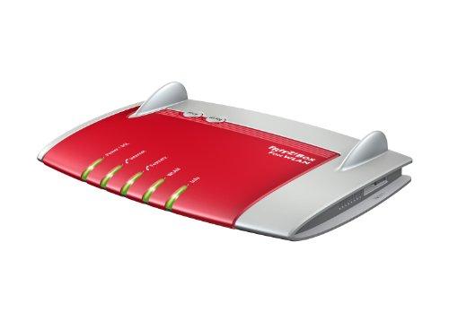 AVM FRITZ!Box 7330 Wlan Router (ADSL, 300 Mbit/s, DECT-Basis, Media Server)