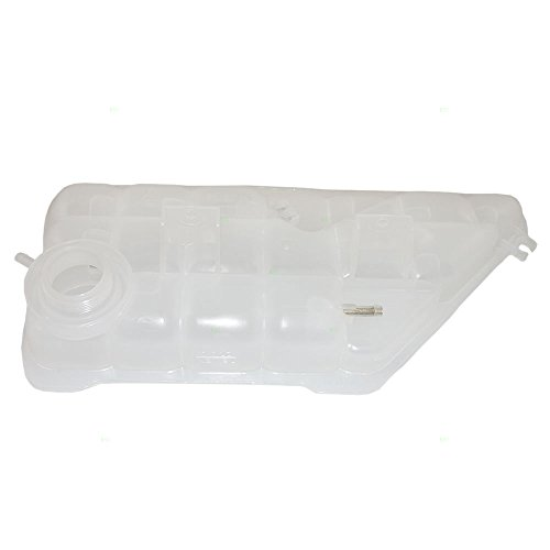 Coolant Overflow Tank Recovery Bottle Expansion Reservoir with Sensor Core Replacement for 98-05 M-Class 1635000349