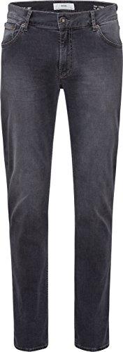 BRAX Herren Modern Jeans STYLE.CHUCK, Grau (Dark Grey Used 4), W34/L32