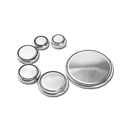 Maxell 18290900 Batterie domestique Batterie à usage unique Oxyde d'argent 1,55 V, 10 pièce(s), 45 mAh, Hg (mercure)