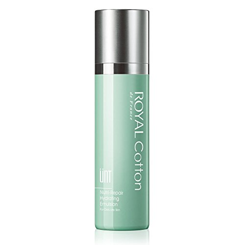 UNT ROYAL COTTON NUTRI-REPAIR HYDRATING EMULSION by UNT Cosmetics