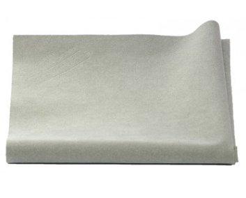Tuch Amaretta grau Glaspolish 40x 60cm