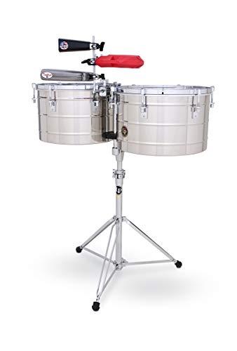 3. Latin Percussion LP258SLP Tito Puente Thunder Timbales