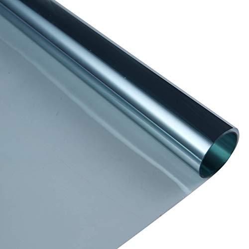 Window Film Anti UV Heat Control Solar Window Tint Nano Ceramic Film Adhesive for Car Windshield Rear Side Window, 20Inch X 60Inch Roll 65% VLT