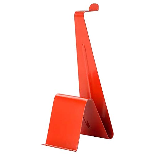 Ikea 15 x 8 x 27 cm Headset/Steel Tablet Stand (Red)