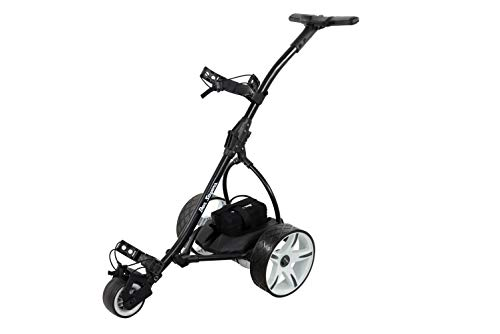 Ben Sayers Lithium Battery Electric Trolley - 18 Hole - Black