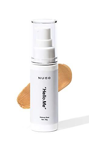 NUDO (ヌード) BBクリーム モイストベースクリーム コンシーラー ファンデーション メンズ メンズコスメ|毛穴/ニキビ跡/クマ/青ひげ/シミ を保湿しながら自然にカバー 30g