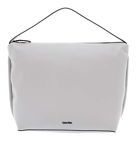 Calvin Klein Suave Hobo Bag Cement