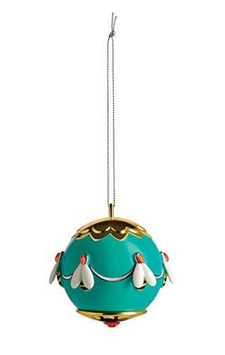 Alessi Home Ornament, Multi-Colour, 6 x 6 x 7.2 cm