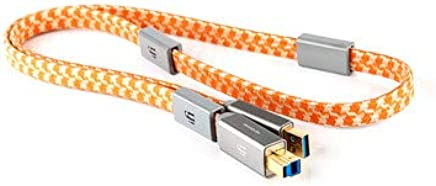 iFi(悦尔法) Mercury3.0HiFi USB发烧电源线/解码器3.0线/RF滤波器