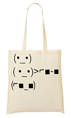 CP Emoji Glasses Bolso De Mano Bolsa De La Compra