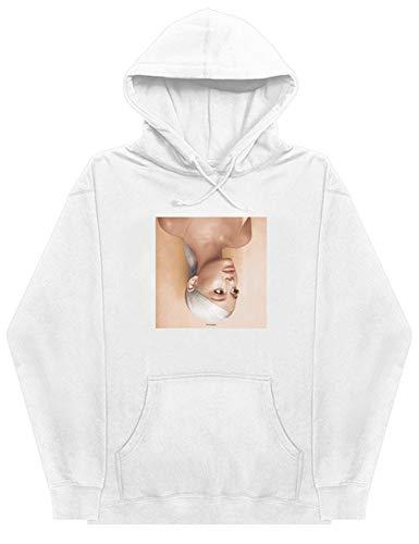 Ariana Grande Unisex Trui Hoodie Sweetener (Back Print)