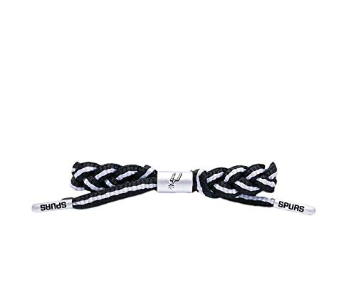 Rastaclat NBA San Antonio Spurs Braided Bracelet
