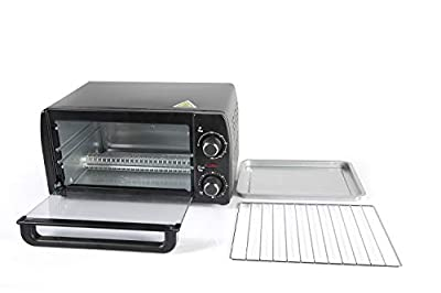 CalmDo Countertop Toaster Oven for Baking 9L