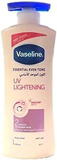 Vaseline Essential Even Tone UV Lightening New Body Lotion, 400 ml