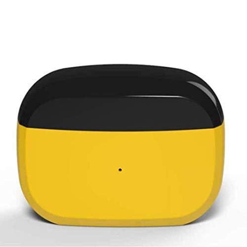 Custodia di Ricarica Sostituzione Compatibile con Jabra Elite Active 65t (Solo Custodia, Auricolari Non Inclusi), Custodia Protettiva Sostitutiva per Auricolari può Caricare Quattro Volte (Yellow)