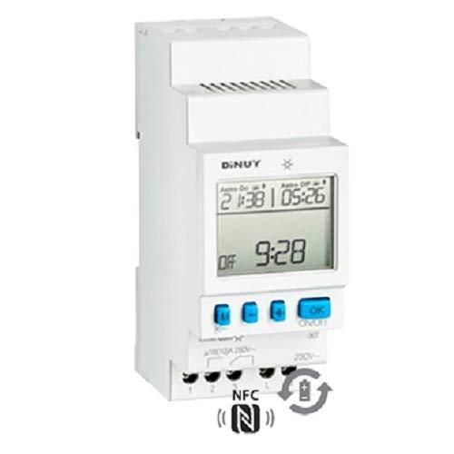 Dinuy terminal micro 2 - Interruptor horario terminal micro 2 canal