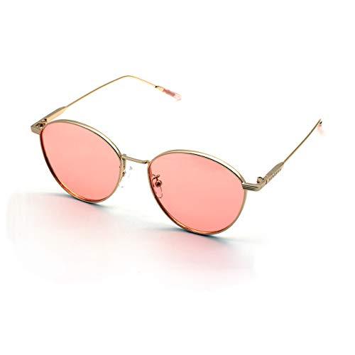 PERXEUS KANSAI - Gafas de Sol para mujer. Modernas y Resistentes - Protección UV400 + Lentes Polarizadas. [Lentes Rosas]