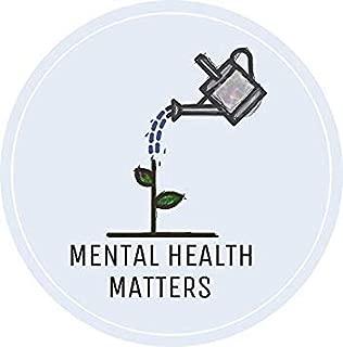 mental health car sticker