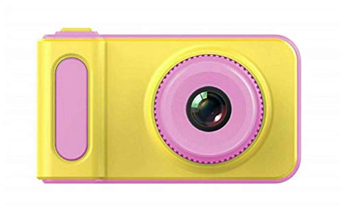 Cheapest Price! Kids Digital Camera 2.0 Inch HD LCD Display Camera MP3 Game Camera Selfie Creative G...