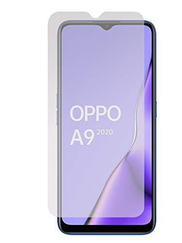 Todotumovil Protector de Pantalla OPPO A9 2020 de Cristal Templado Vidrio 9H para movil