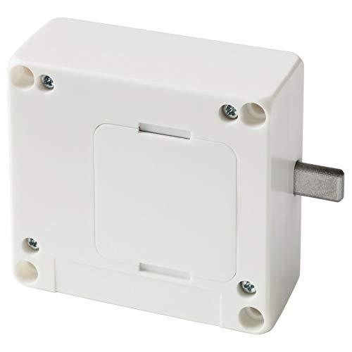 Ikea 004.296.19 Smart Lock, ABS, weiß