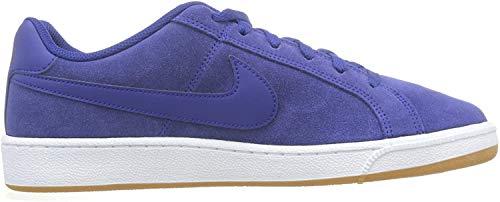 Nike Court Suede, Zapatillas de Gimnasia para Hombre, Azul (Deep Royal Blue/Deep Royal Blue/Black/Gum 405), 45.5 EU