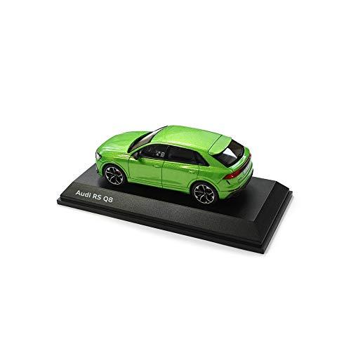 Audi 5011818631 Modellauto 1:43 Miniatur RSQ8 grün