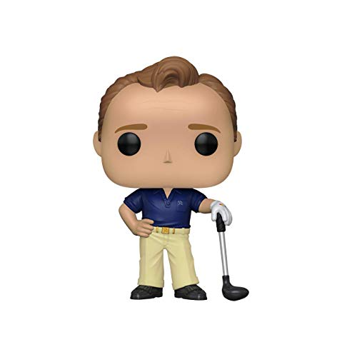 Funko 46842 Pop Golf: Arnold Palmer Juguete Coleccionable, Multicolor