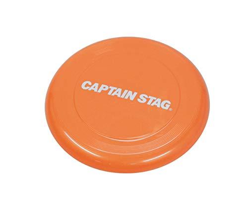 キャプテンスタッグ(CAPTAIN STAG) プレイグッズ フライングディスク オレンジ CS 遊 UX-2579