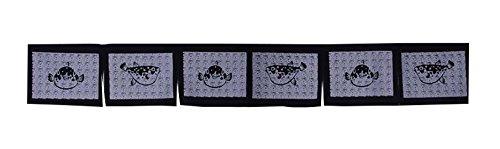 East Majik Short Curtains for Asian Sushi Restaurant Bar Decoration