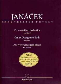 AUF VERWACHSENEM PFADE - arrangiert für Klavier [Noten / Sheetmusic] Komponist: JANACEK LEOS