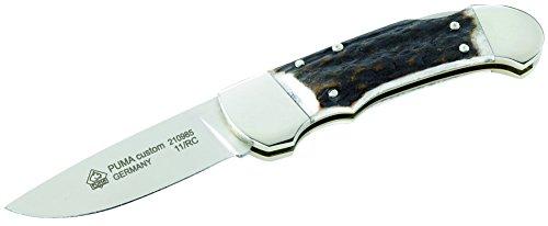 PUMA Couteau de Poche M Marron