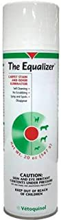 Vetoquinol The Equalizer Carpet Stain and Odor Eliminator, 20 oz