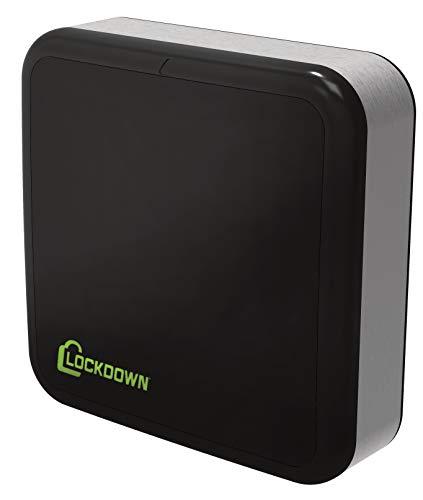 Buy Bargain LOCKDOWN Puck Monitoring System with WiFi, Free App, Door Sensor, Motion and Temperature...