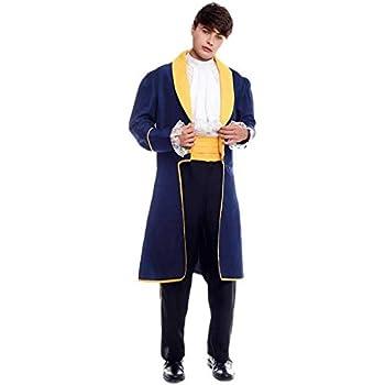 Partilandia Disfraz de Príncipe Encantado para Hombre (L): Amazon ...
