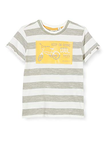 Garcia Kids Jungen O05604_304_104/110 (104/110) T-Shirt, Mehrfarbig (Beetle 2758), 116 (Herstellergröße: 116/122)