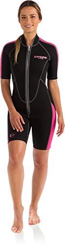 Cressi Lido Short, Black/Pink
