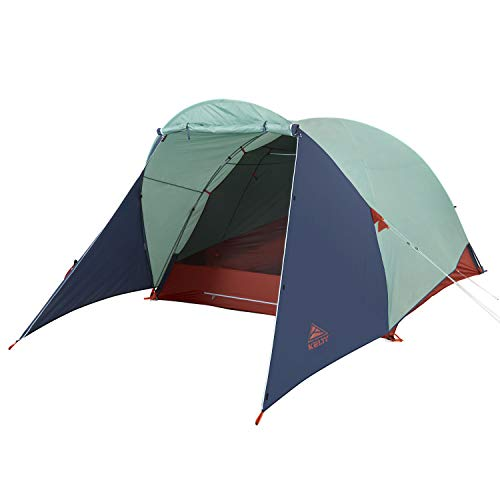 Kelty Rumpus 4-4 Person Freestanding Car Camping Festival Camping, Family Tent with Extra Large Vestibule, 2021