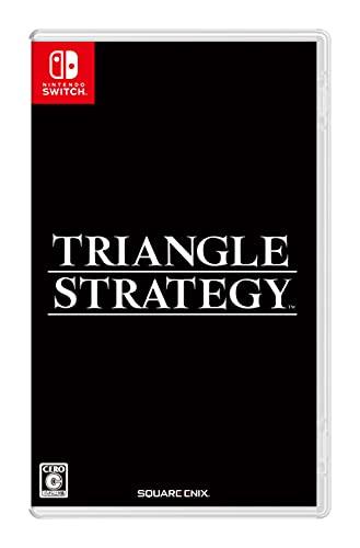 TRIANGLE STRATEGY(トライアングルストラテジー)-Switch