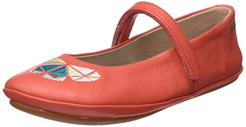CAMPER Mädchen TWS Kids Mary Jane Halbschuhe, Pink (Medium Pink 660), 34 EU