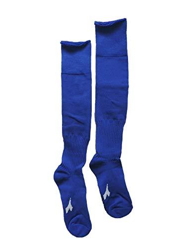 Diadora Pal14/10714 - Calzettoni da calcio unisex, per sport di squadra, blu, 37/40