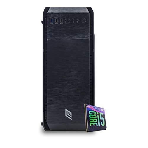 Pc desktop Intel i5 4,10 GHZ turbo • Grafica INTEL UHD 630 • Ram 8GB DDR4 • WINDOWS 10 PRO • Ssd M.2 256 Gb/ 1 TB HDD • Pc assemblato Pc fisso da ufficio Casa Completo