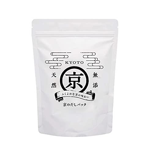 KYONO ODASHI 出汁パック 無添加 京のだしパック10g×20袋