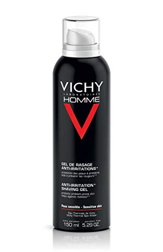 Vichy Homme Gel De Rasage Anti Irritations - 150 ml